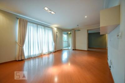 Apartamento No 3º Andar Com 3 Dormitórios E 3 Garagens - Id: 892933449 - 233449