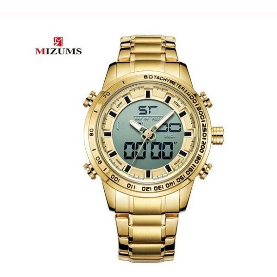 Relógio Masculino Digital Mizums Importado