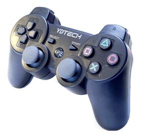 Controle Ps3 Sem Fio Dualshock Playstation 3 Wireless Preto