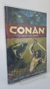 Conan - O Deus Na Urna - Vol. 2 - Lacrada