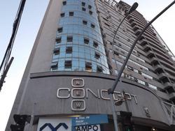 Sala Comercial - 10. Andar - Centro - Curitiba - New Concept