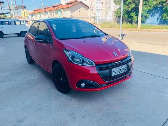 Peugeot 208 1.6 16v Sport Flex 5p 2018