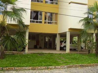 Apartamento No Residencial Viver Em Candelária