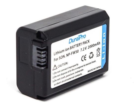 Bateria Fw50 Sony A7ii A7 A7s A6500 A6400 A6300 A6000 +nf
