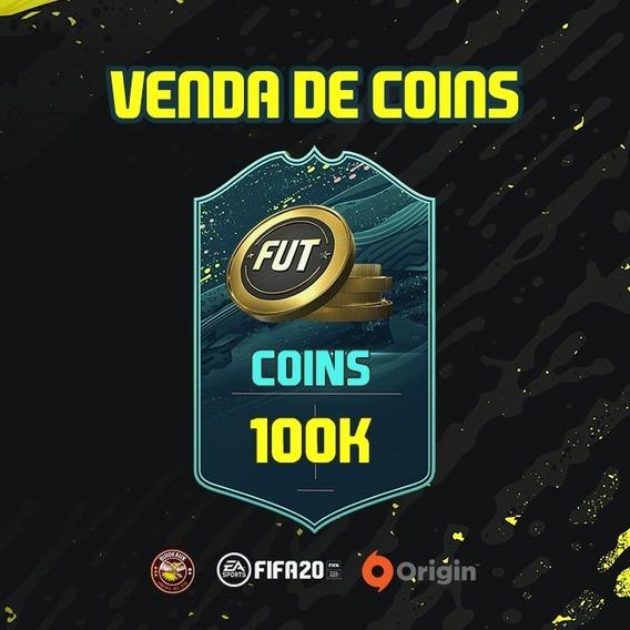 Coins Fifa 20 Pc 100k
