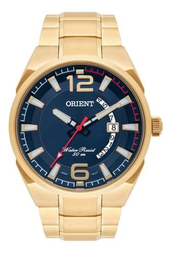 Imagem 1 de 1 de Relógio Orient Mgss1159 D2kx