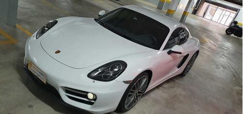 Porsche Cayman 2014 2.7 Automatizado Pdk 32.000 Kms