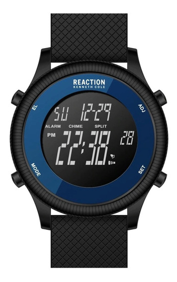 Kenneth Cole Reaction Sport Pantalla Digital Oscura