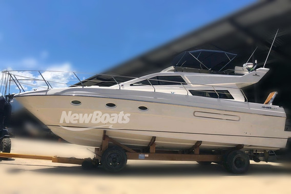 Intermarine 440 Estofados E Eletrodomésticos Novos, Revisada