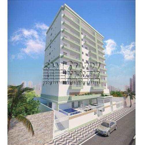 Imagem 1 de 4 de Excelente Apartamento Em Praia Grande, Vila Mirim - V5673