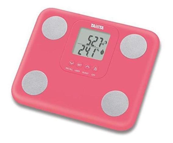 Báscula digital Tanita BC-730 rosa