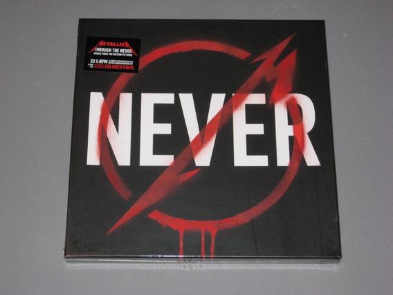 Metallica - Through The Never [vinyl] 180g 3lp