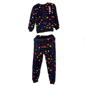 Pijama Estampada De Niña Envío Gratis