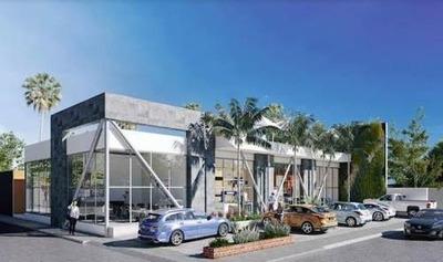 Futura Center En Venta, Nuevo Centro Comercial, En Playa Del Carmen
