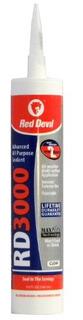 Red Devil 0987 Rd 3000 Advanced Allpurpose Sealant, 90ounce,