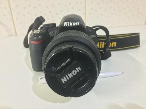 Câmera Fotográfica D3100 Melhor Preço, Entrego Na Hora.