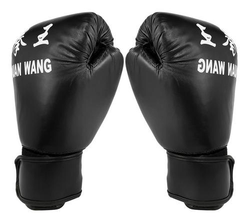 Imagen 1 de 6 de Guantes De Boxeo Saco De Arena Para Adultos Liner Kickboxing