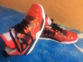 Tenis Air Jordan 4 Floghe