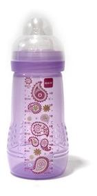 Mamadeira Easy Active Fashion Bottle 270 Ml 2+ Rosa Mam