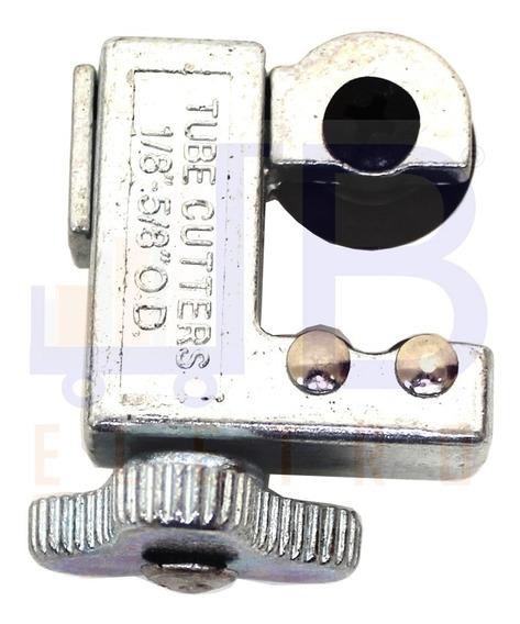 Mini Cortador De Tubos Cobre Alumínio E Plástico 1/4 Até 5/8