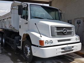 Mb L 1620 Caçamba 6x2 2011/2012