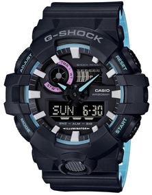 Relógio Casio G Shock Ga700pc-1adr. 200 Metros 100% Original