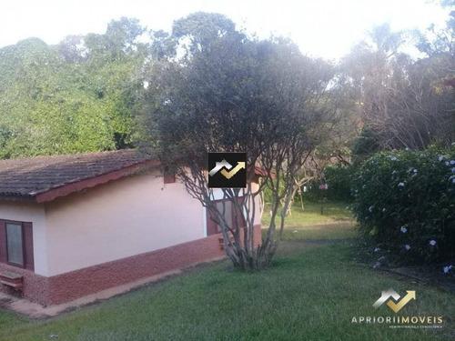 Chácara À Venda, 6000 M² Por R$ 600.000,00 - Rural - Socorro/sp - Ch0002