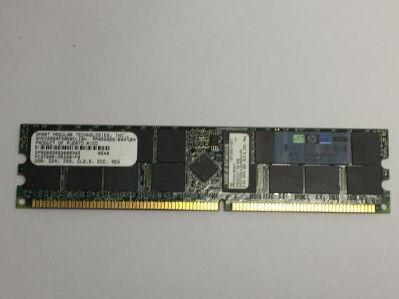Memoria Servidor Smart 2gb Ddr333 Cl 2,5v-ecc-reg- Usada