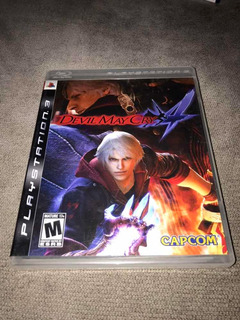Devil May Cry 4 Para Ps3!!!