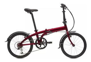 Bicicleta Plegable Tern Link B7 (tiene Un Rayón)