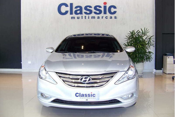 Hyundai Sonata 2.4 16v 4p Aut (gas)