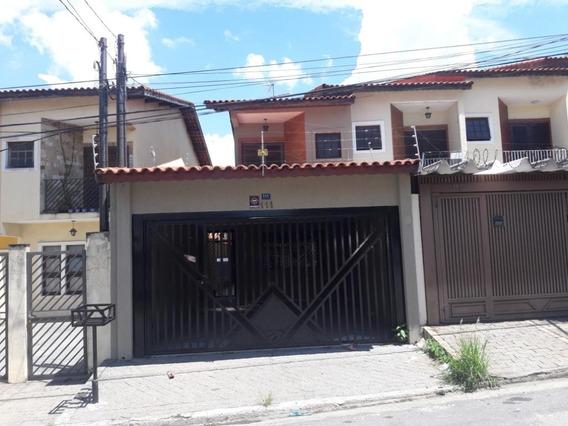 Sobrado Com 3 Dormitórios À Venda, 150 M² Por R$ 490.000 - Vila Galvão - Guarulhos/sp - So1877