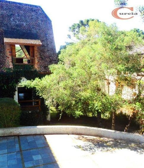 Casa Residencial À Venda, Horto Florestal, Campos Do Jordão - Ca0116. - Ca0116