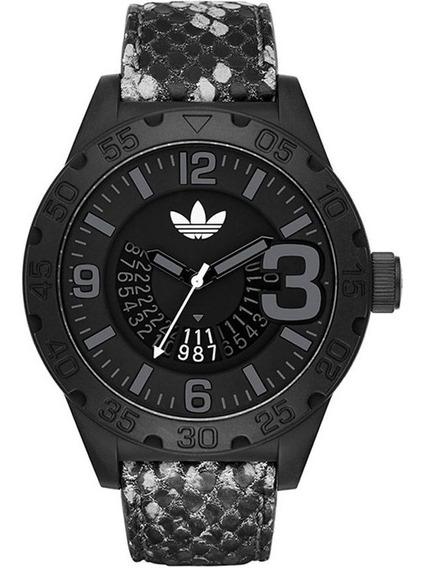 Relógio adidas Originals Newburgh Snake Adh3042/0pn - Preto