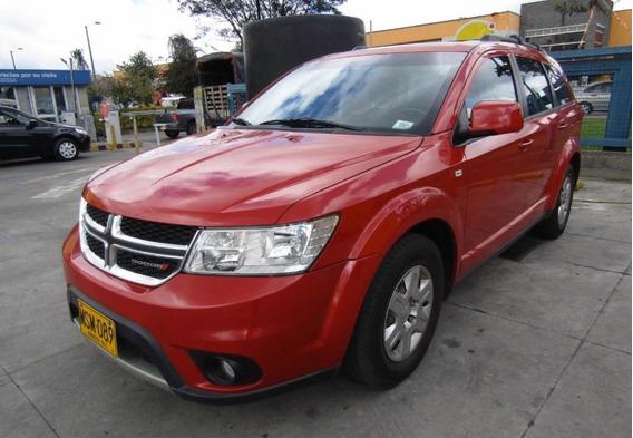Dodge Journey Se 2012 7 Psj