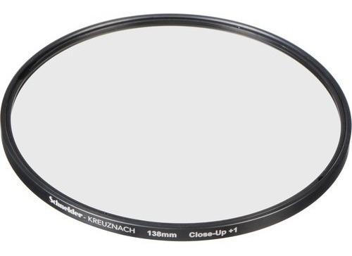 Filtro Close-up Schneider 138mm Water White +1 Dioptria