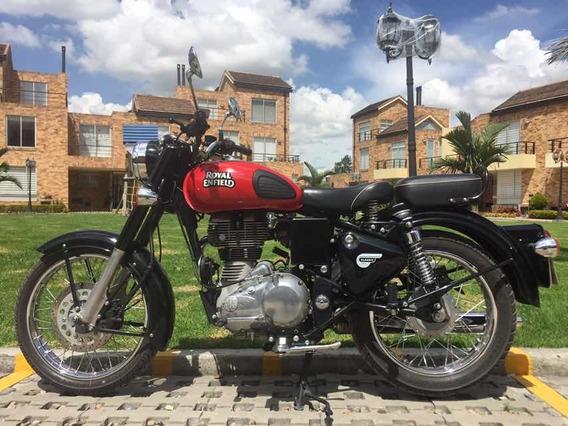 Moto Royal Enfield 350, Barata, $8