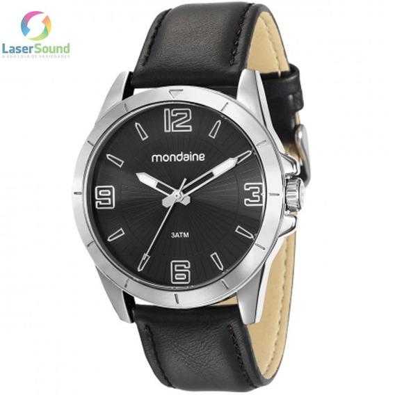 Relógio Mondaine Masculino 76676g0mvnh1, C/ Garantia E Nf