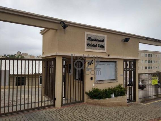 Apartamento Térreo Com Jardim 2 Dormitórios À Venda, 110 M² Por R$ 380.000 - Jardim Nova Europa - Campinas/sp - Ap2084