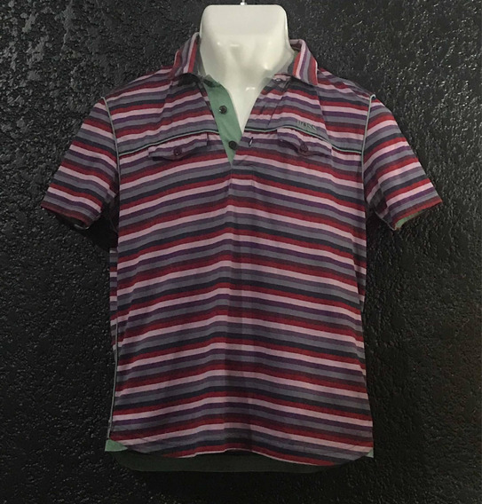 Playera Tipo Polo Hugo Boss Original. T/ S Usada.