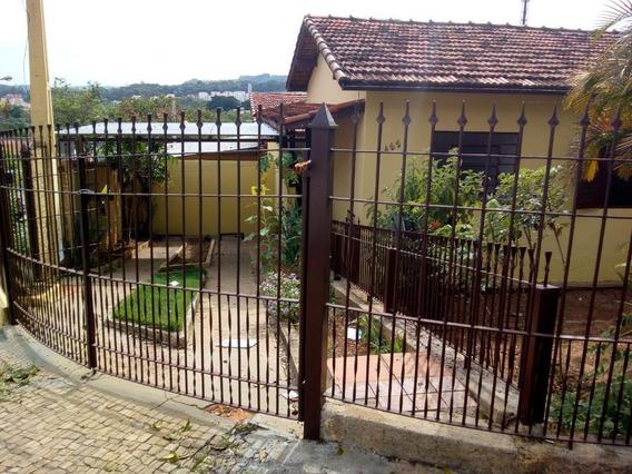 Casa Em Parque Cecap, Valinhos/sp De 80m² 2 Quartos Para Locação R$ 1.350,00/mes - Ca270697