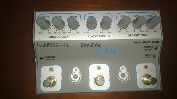 Pedal Triefx Guitar