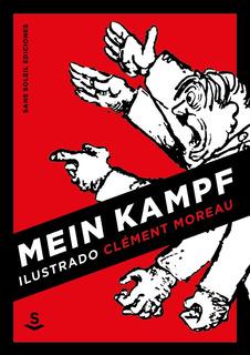 Mein Kampf Ilustrado Clément Moreau