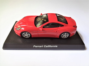 Ferrari California Vermelha 1/64 Kyosho