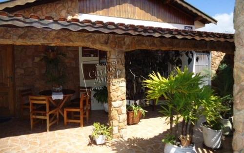 Casa A Venda No Bairro Jardim Imperador Em Praia Grande - - 2446-1