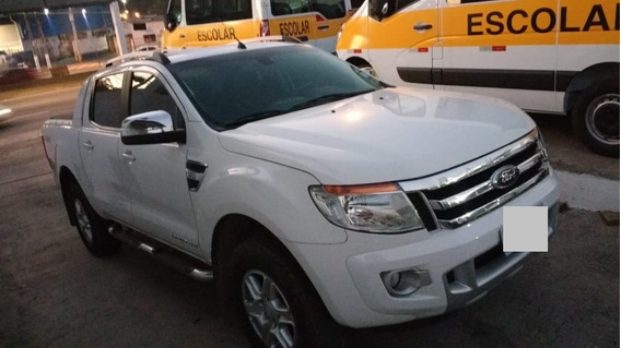Camionete - Ranger - Limited- Ano 2014 Completa - 93000 Km.