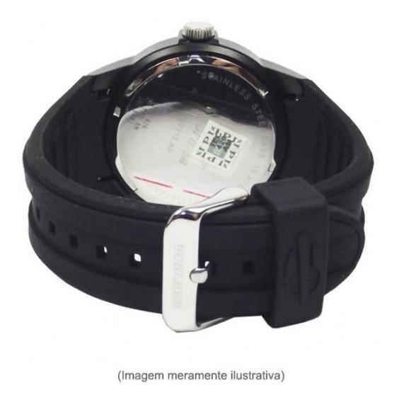 Relógio Mormaii Esportivo Caixa Aço Mo2315ap/8p +frete Grts