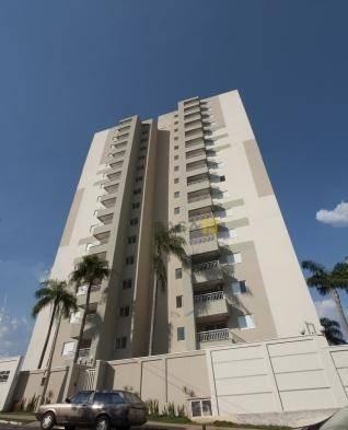 Apartamento Com 3 Dormitórios À Venda, 73 M² Por R$ 330.000 - Vila Brasil - Santa Bárbara D