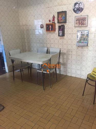 Imagem 1 de 24 de Casa À Venda, 190 M² Por R$ 236.000 - Vila Pascoal - Guarulhos/sp - Ca0521