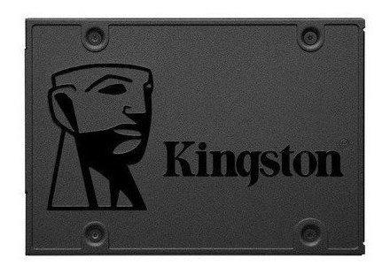 Hd 120 Gb Ssd Sata 3 Kingston Original A400 500 Mb/s + Frete